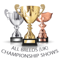 ALL BREED (UK) CHAMPIONSHIP SHOWS