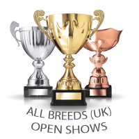 ALL BREEDS (UK) OPEN SHOWS